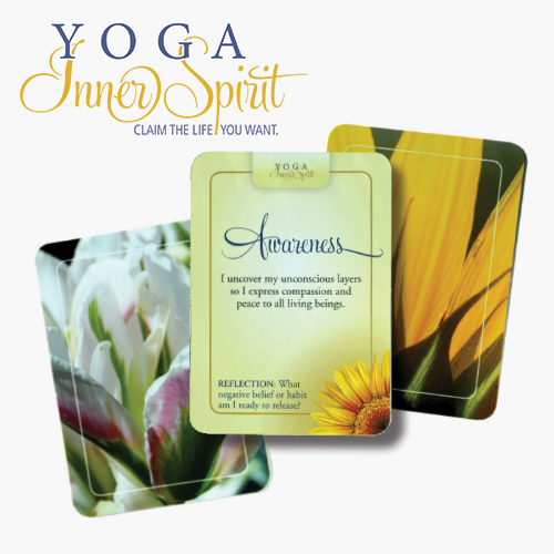 Yoga Inner Spirit - Reflection Cards